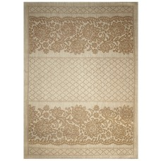 Кухонное полотенце Белорусский лен Кружевница-1 10С197-ШР 322 13