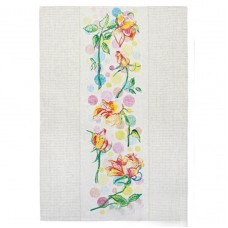 Kitchen towel Belarusian linen 17С406-floristics 1 p. 573 ts.1