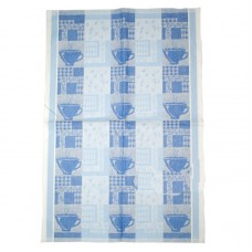 Kitchen towel Belarusian linen Coffee 17С317 ц.42 р. 212