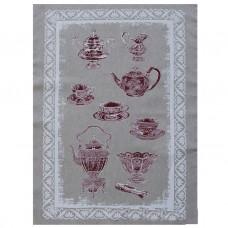 Kitchen towel Belarusian linen Crockery-3 17S336 p. 1 p. 608