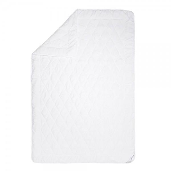 Одеяло летнее хлопковое Cotton Fiber SoundSleep 155х210 см
