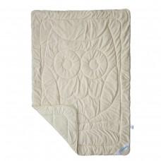 Одеяло детское SoundSleep Cute махровое 110х140 см бежевое