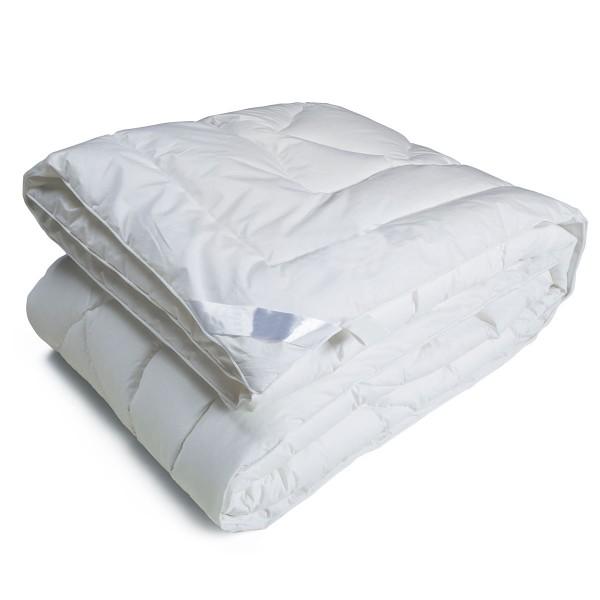 Антиаллергенное одеяло Украина Ромбы в микрофибре 172х205 см