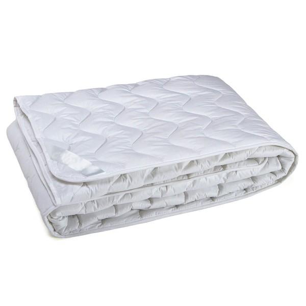 Антиаллергенное демисезонное одеяло Украина Волна в бязи 172х205 см