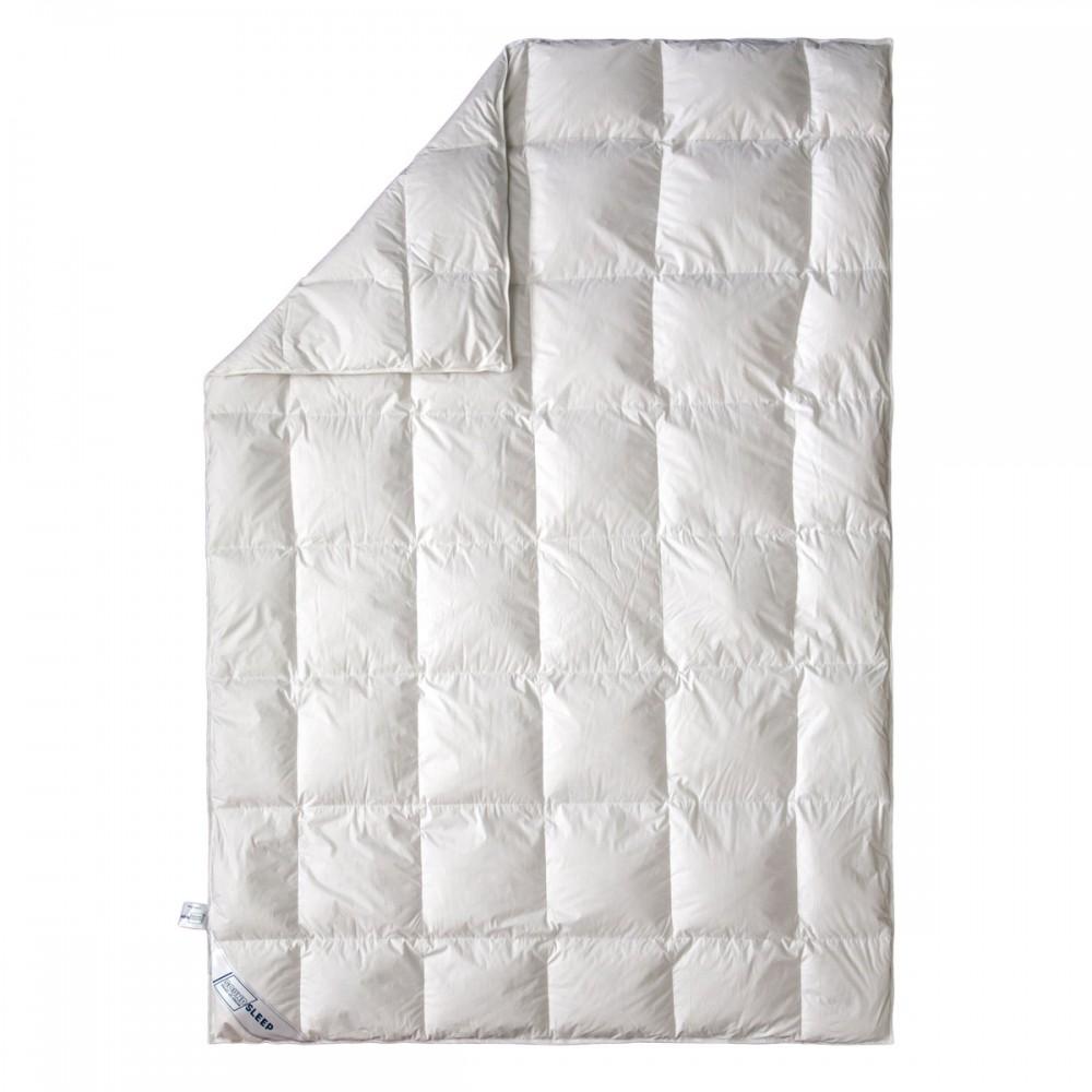 Одеяло SoundSleep Air Soft пуховое кассетное 155х215 см 700 г
