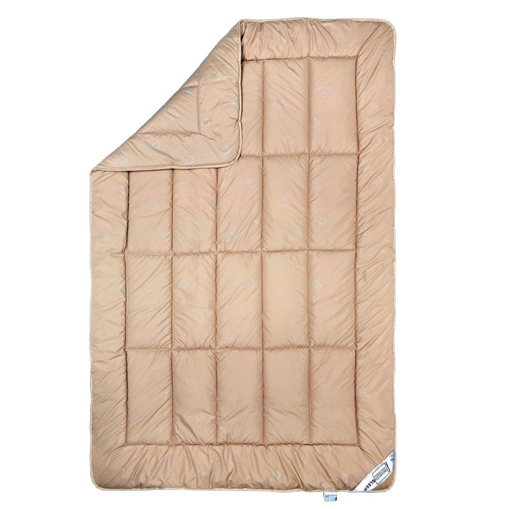 Одеяло SoundSleep Camel шерстяное 172х205 см