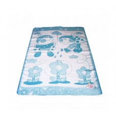 Baby Blanket Vlady Blue Bug