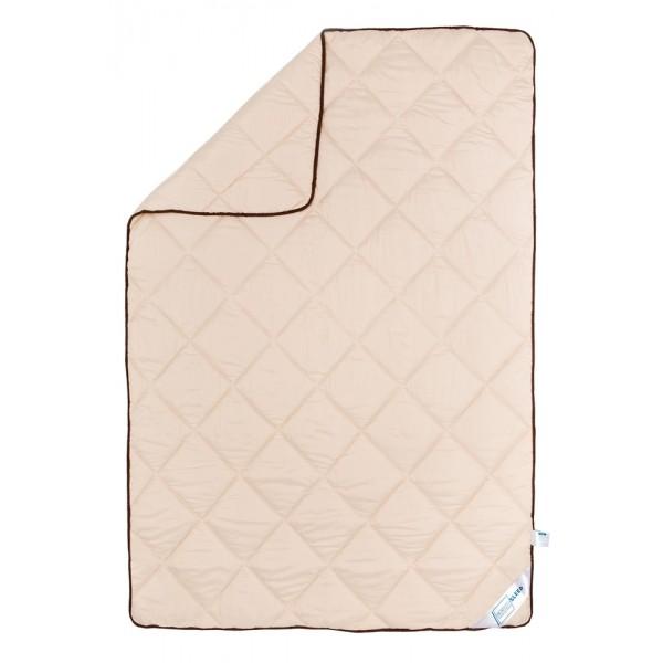 Одеяло SoundSleep Soft Dreams шерстяное 200х220 см бежевое