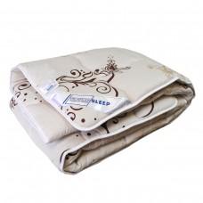 Одеяло SoundSleep Sweet Dreams Шерстяное 200х220 см бежевое
