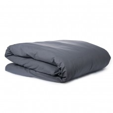 Duvet cover SoundSleep 160х220 cm 182 Dark gray