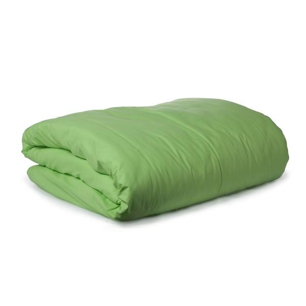 Пододеяльник SoundSleep 160х220 см зеленый