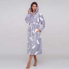 Bathrobe for women Feather TM Emily M-L