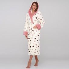 Bathrobe for women Mouse TM Emily M-L