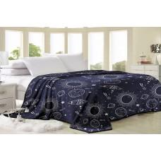 Fleece blanket Space TM Emily 150х210 cm