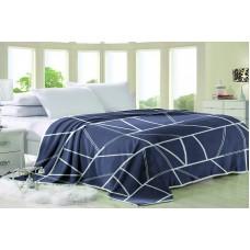 Fleece blanket Facets TM Emily 150х210 cm