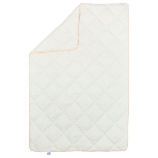 Одеяло летнее из микрофибры Crema Light ТМ Emily 172х205 см