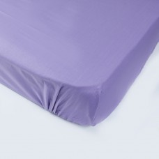Fitted sheet SoundSleep violet 140х200 cm
