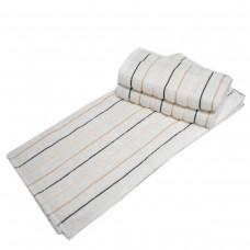 Махровое полотенце Julia Sport Cotton кремовое 50х90см