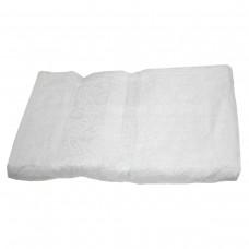 Terry towel Julia Bamboo Destina white 50х90 cm