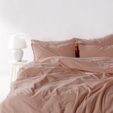 Комплект постельного белья SoundSleep Stonewash Adriatic евро Peach персиковый
