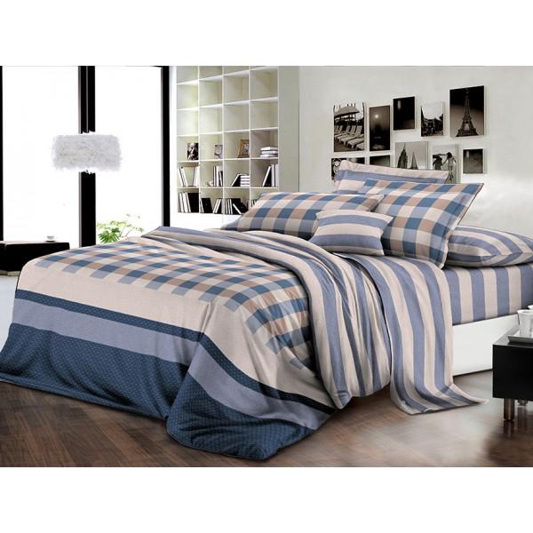 Комплект постельного белья SoundSleep Gallica R-1633 полуторный