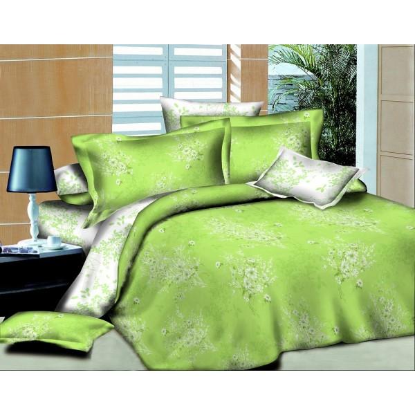Комплект постельного белья SoundSleep Summer bouquet семейный L-1581-1