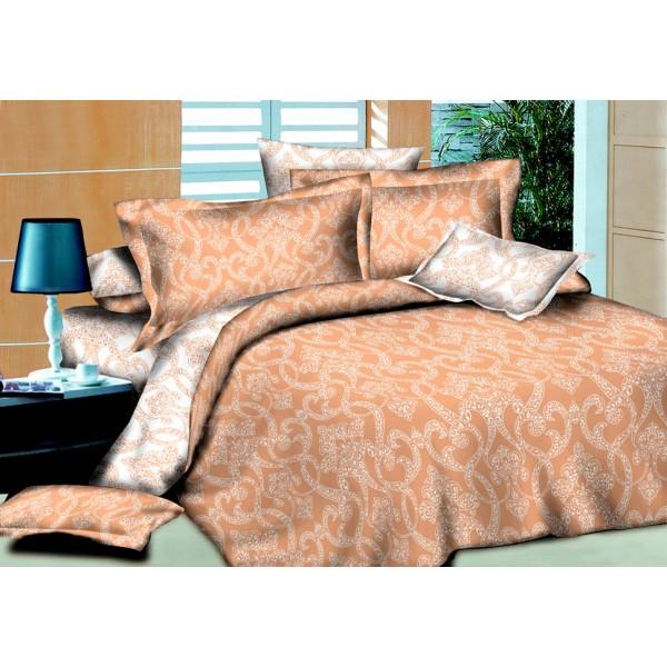 Комплект постельного белья SoundSleep Autumn ornaments двуспальный L-1582