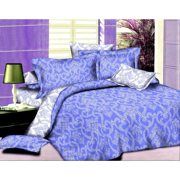 Комплект постельного белья SoundSleep Winter ornaments евро L-1582-5