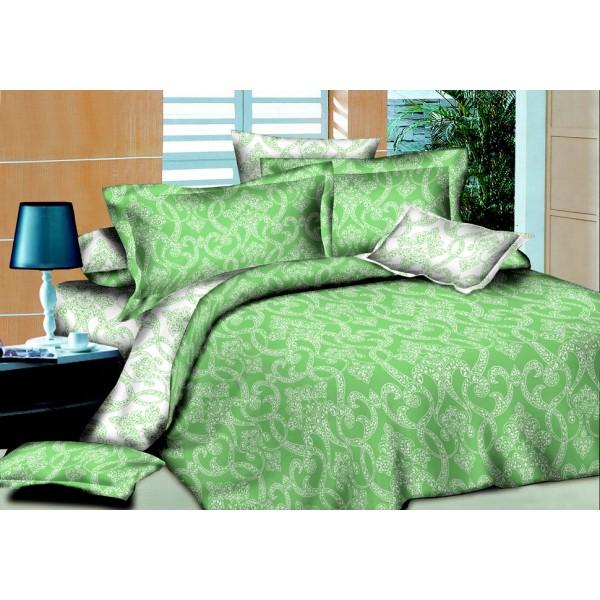 Комплект постельного белья SoundSleep Summer ornaments семейный L-1582A