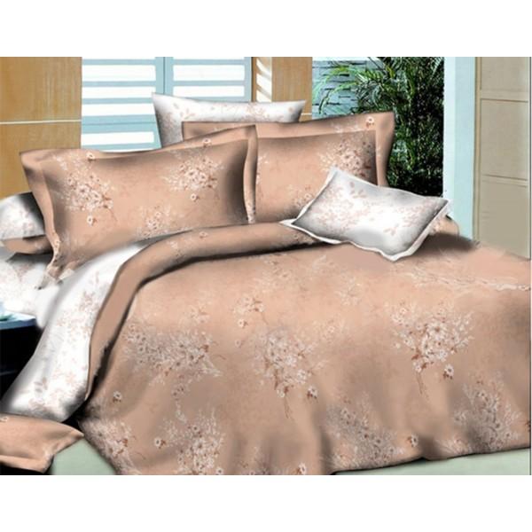 Комплект постельного белья SoundSleep Spring bouquet евро L-1585-3