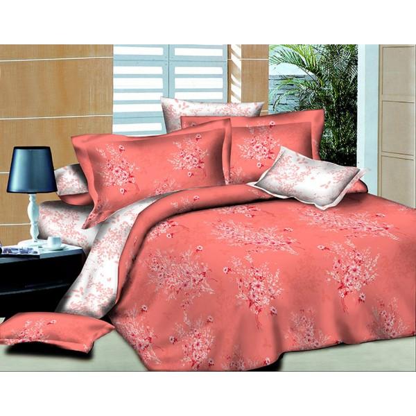 Комплект постельного белья SoundSleep Autumn bouquet семейный L-1585-5