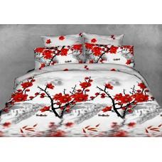Комплект постельного белья SoundSleep Marioka семейный L-210