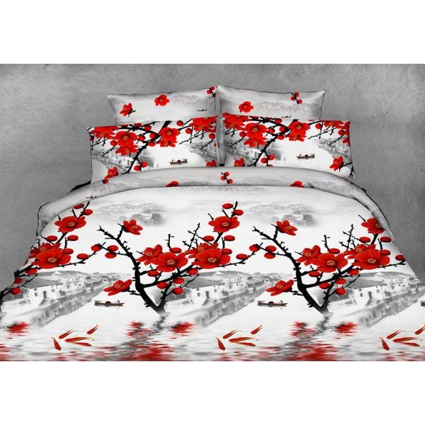 Комплект постельного белья SoundSleep Marioka двуспальный L-210