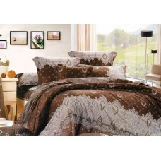 Bed linen set SoundSleep Agra R-1461 double