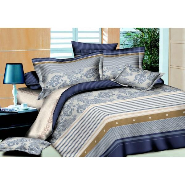 Комплект постельного белья SoundSleep Berlin R-1531 евро