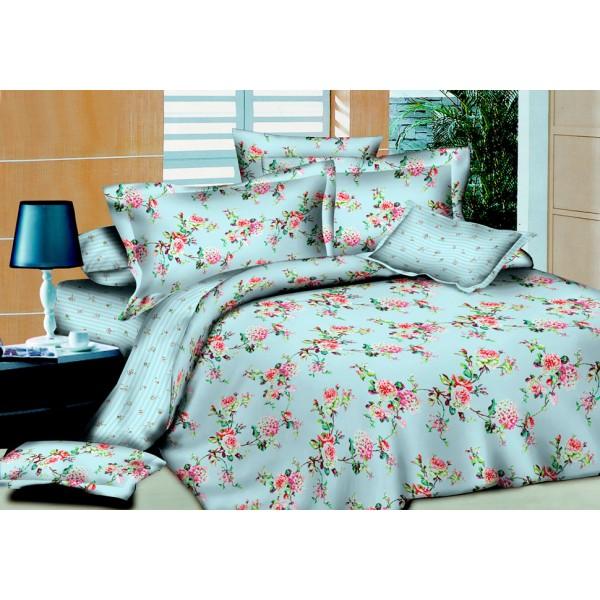 Комплект постельного белья SoundSleep La Rochelle R-1580 семейный