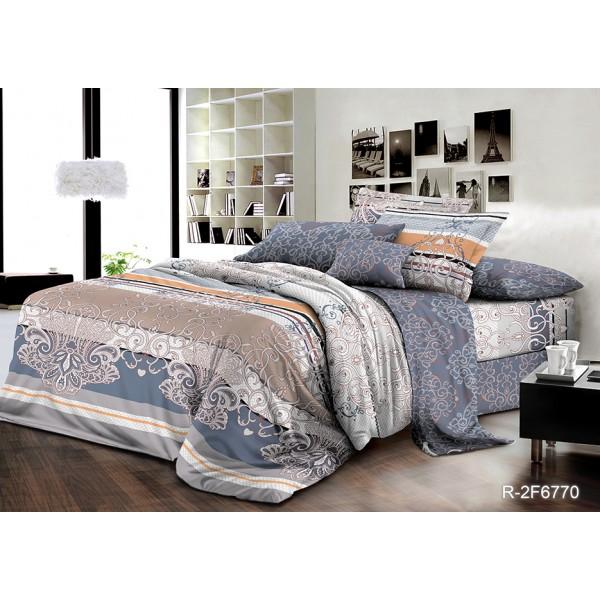 Комплект постельного белья SoundSleep Naples поплин полуторный
