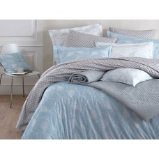 Bed linen set SoundSleep Lavender Aqua Ran-108 single
