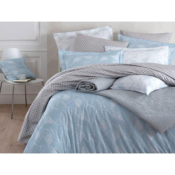 Комплект постельного белья SoundSleep Lavender Aqua Ran-108 полуторный