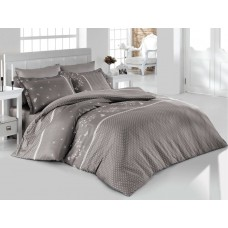 Bed linen set SoundSleep Azara Gri Ran-110 single
