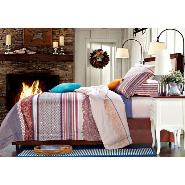 Комплект постельного белья SoundSleep Ontario семейный S-009