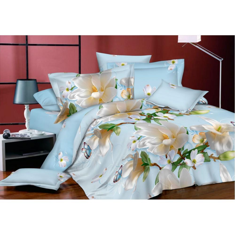 Комплект постельного белья SoundSleep Adelina полуторный S-1355