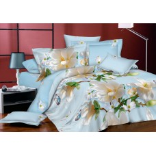 Комплект постельного белья SoundSleep Adelina двуспальный S-1355