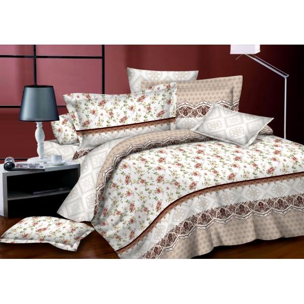 Комплект постельного белья SoundSleep Marseilles двуспальный S-31221