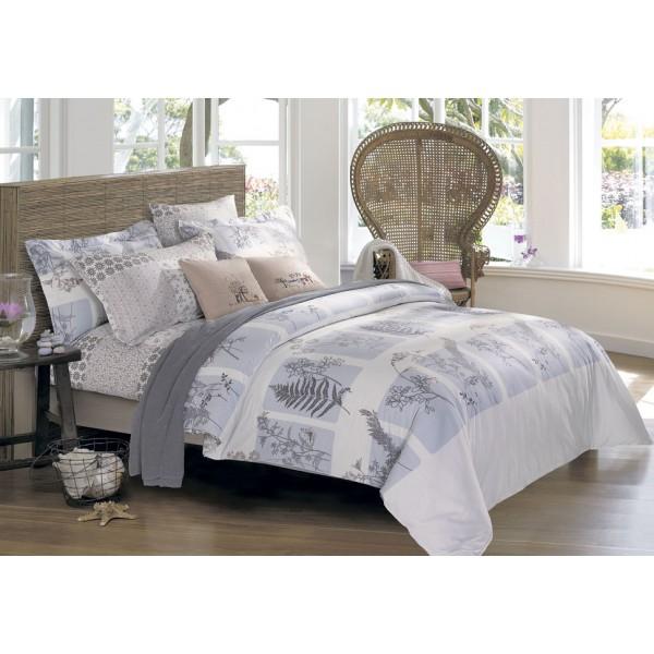Комплект постельного белья SoundSleep Davos S-479  семейный