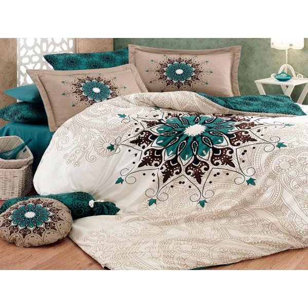 Комплект постельного белья SoundSleep Gizem Sat- 103 полуторный