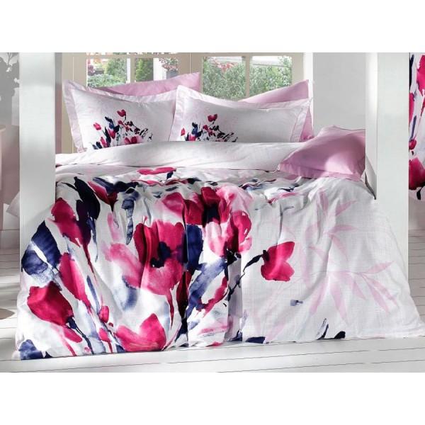 Комплект постельного белья SoundSleep Flora Della Vita полуторный Sat-104