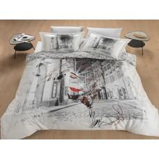 Комплект постельного белья SoundSleep La Via Dell Amor полуторный Sat- 102