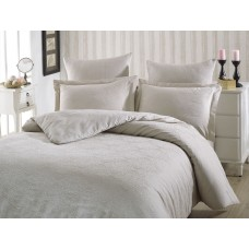 Bed linen set SoundSleep Terassa Stone Jacquard euro