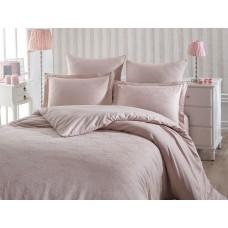 Комплект постельного белья SoundSleep Sarmasik Pudra Жаккард евро